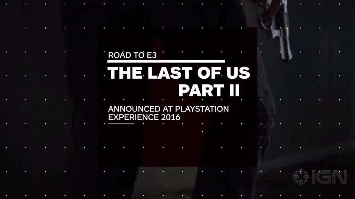 We haven't seen anything from #TheLastofUs Part 2 for a while now. What can we expect at #E32017? #E3Predictions