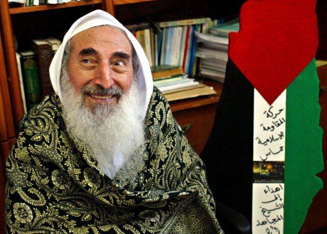 رحم الله احمد ياسين، الحمد لله انه مات قبل ان يسمع بلاد الحرمين تنعته بالارهابي #الامارات_الصهيونية_المتحدة https://t.co/cwMt9Bcnk5