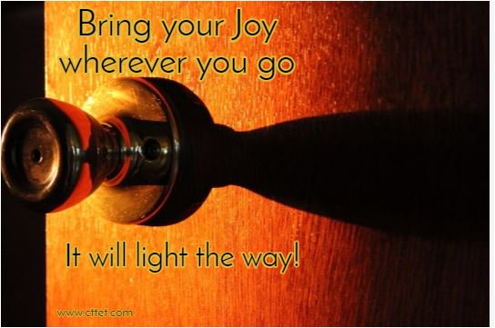 Bring your Joy with you......It will light the way! #joytrain #IAMChoosingLove https://t.co/Z41yus6ETi