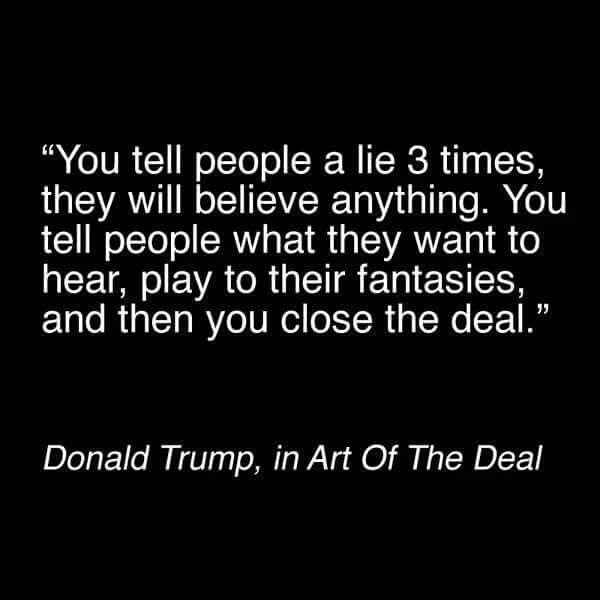 Trump Healthcare Quote: LiberalFish (@akemor)