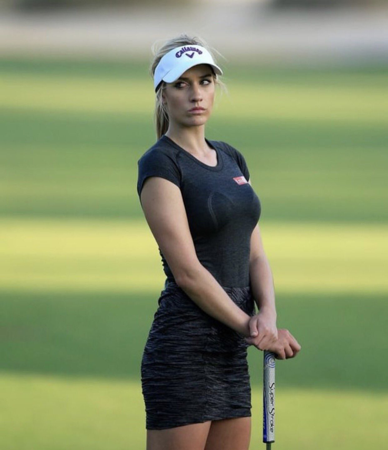 Paige Spiranac Nude Photos 95