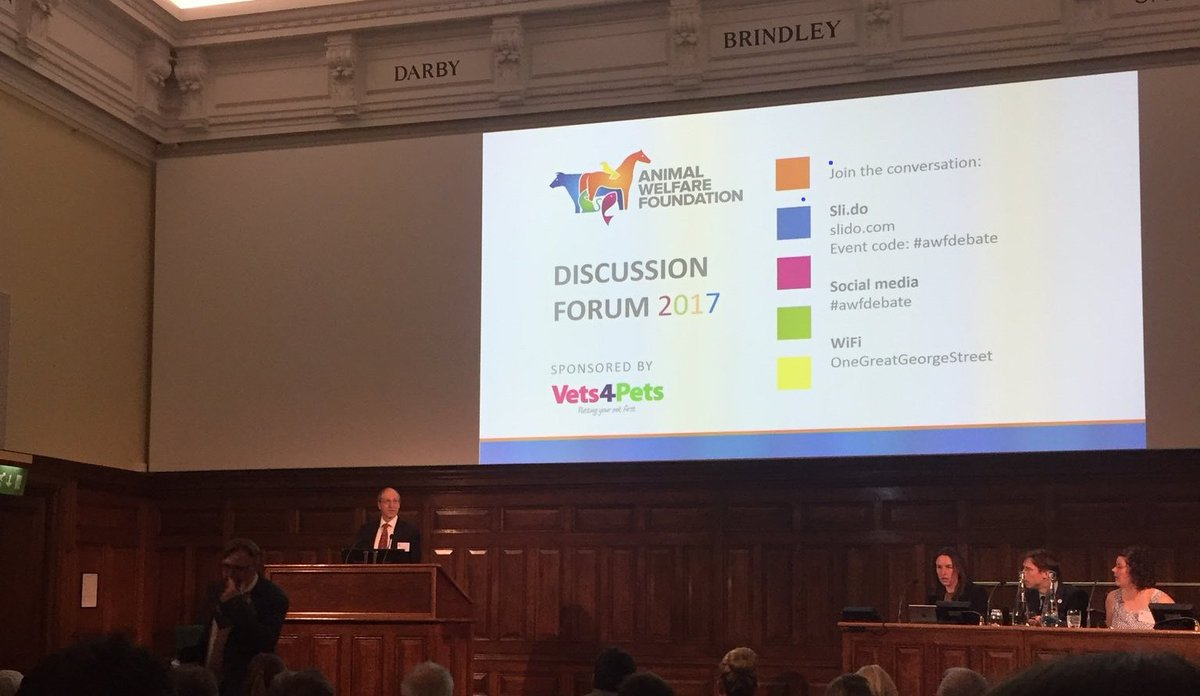 If you attended this year&#39;s #AWFDebate we&#39;d love your feedback.  You can do so online:  http:// ow.ly/4alh30cm6jT  &nbsp;  <br>http://pic.twitter.com/ugFPGB8pQb