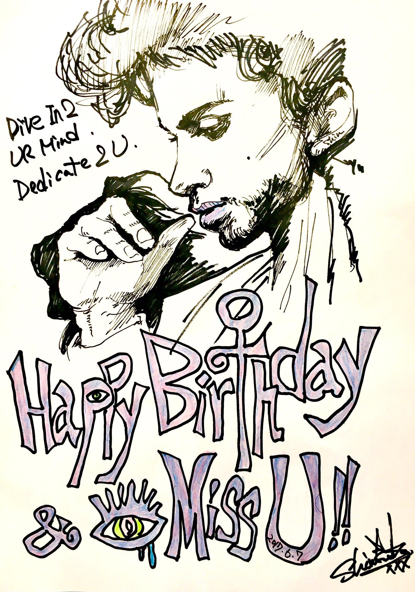 Happy Birthday & Miss U !!