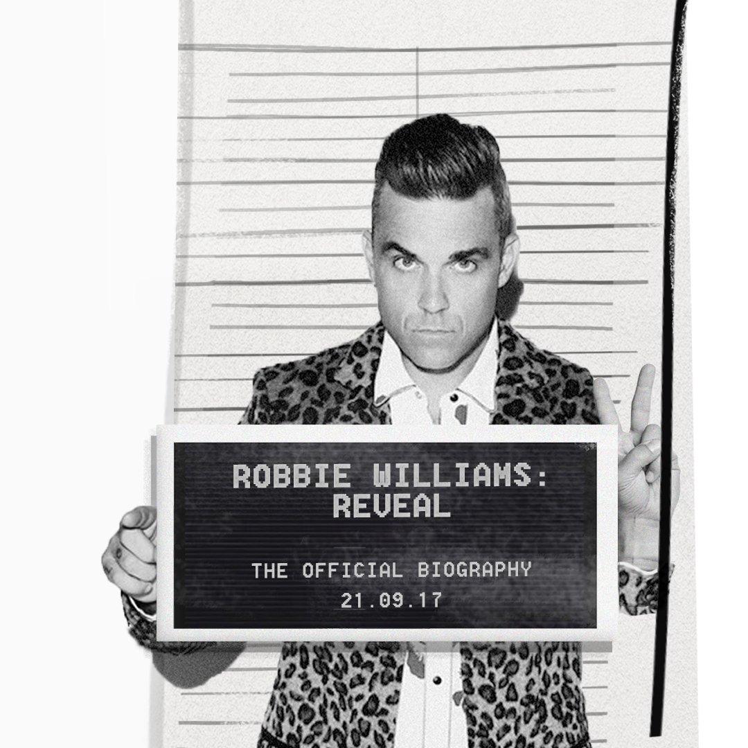 Resultado de imagen de robbie williams reveal