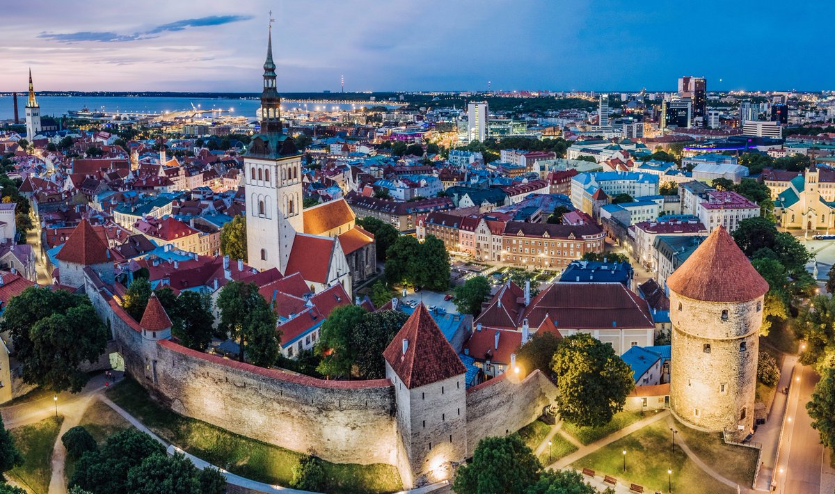 Tallinn on Twitter Need a map of Tallinn or great photos of