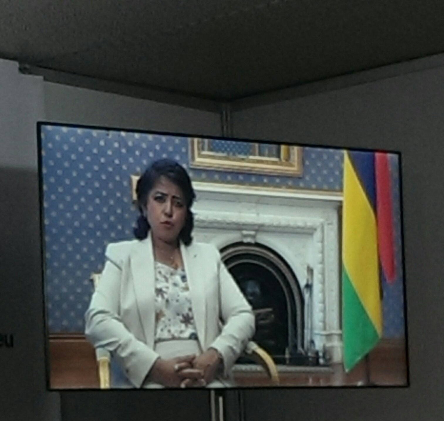 Fantastic address by President #Mauritius @aguribfakim - very inspiring to hear how trade supports development & sustainable growth #EDD17 👏 https://t.co/Kmr46o8YJ7