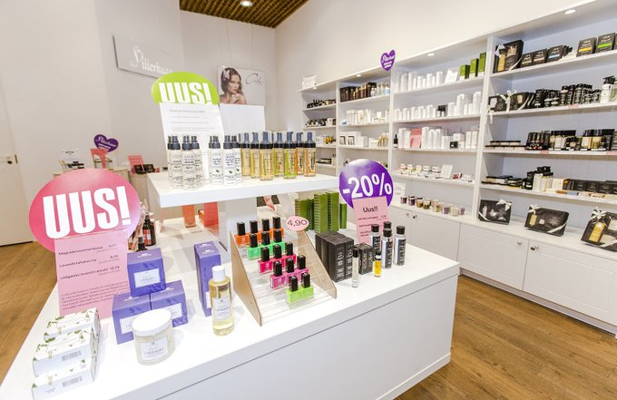 Estonian cosmetics are taking over