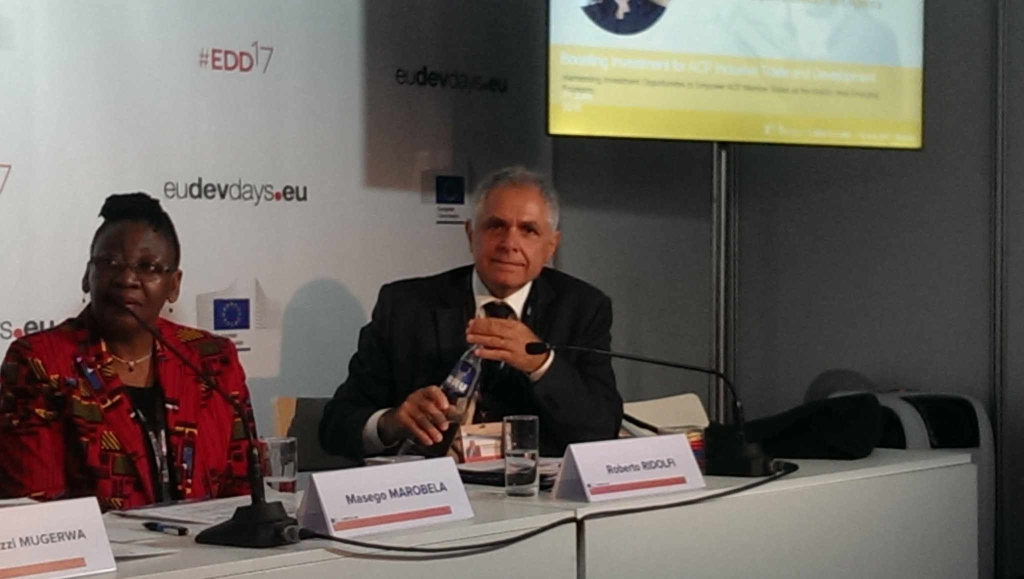 Thank you! @Robridolfi at #EDD17 congratulates @CTAflash on work done on #agriculture & #rural development in context of #ACPEU relationship https://t.co/iQEk5lTYZS