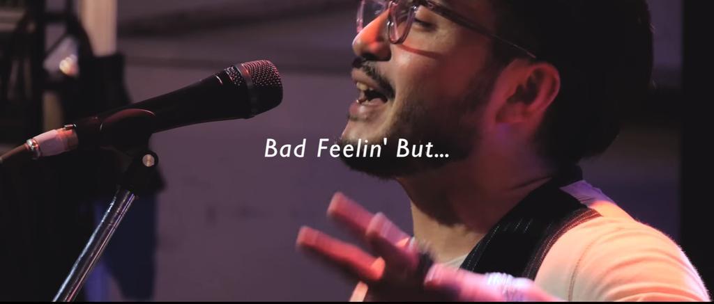 【新MV公開しました】 MASSAN × BASHIRY「Bad feelin' but」 https://t.co/fSYCPmTL1p  #マスバシ https://t.co/P9Yz4Obj5G