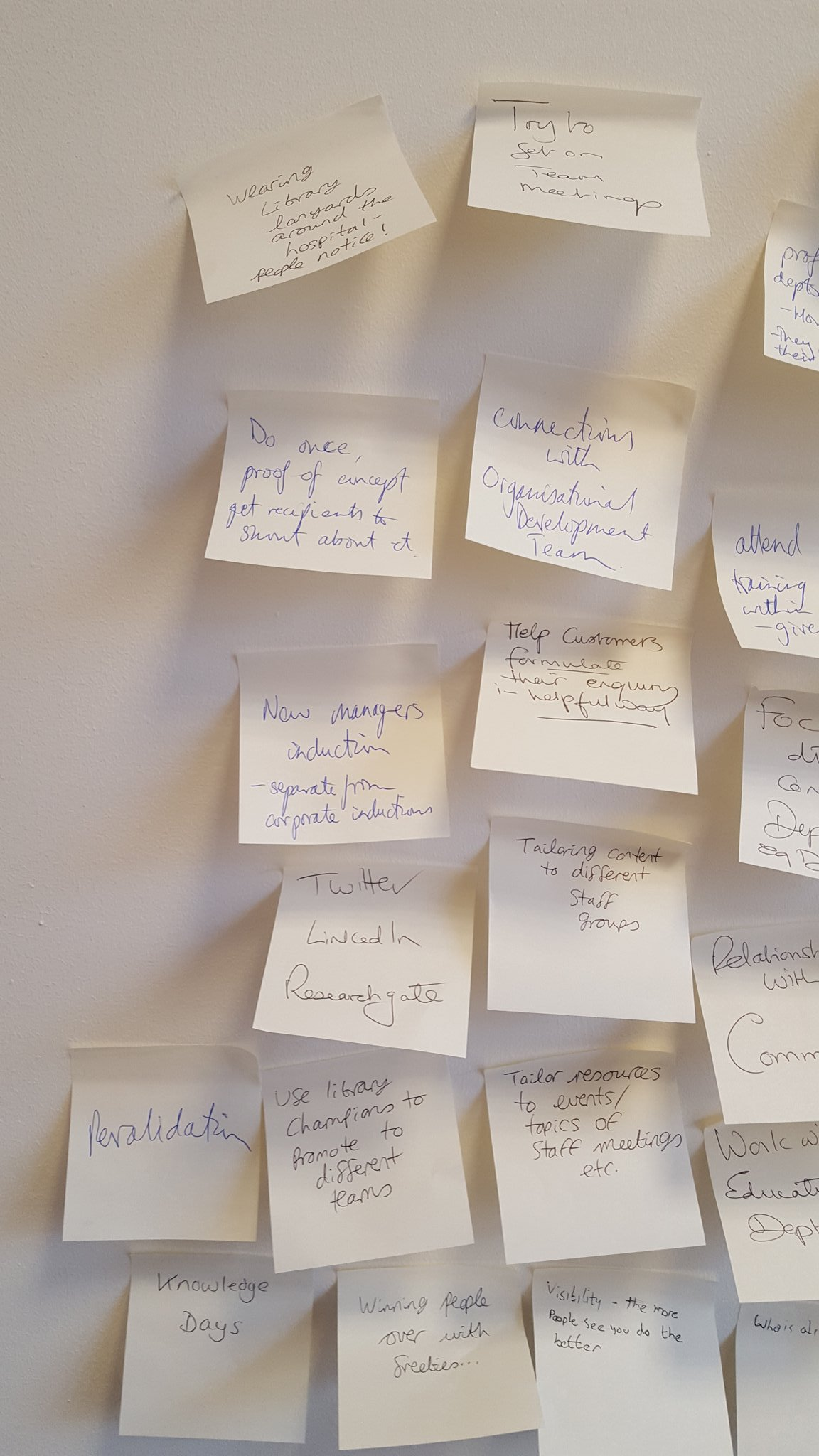 Some of our ideas on knowledge creation and utilisation #candocafe https://t.co/hXlmxCwzRb