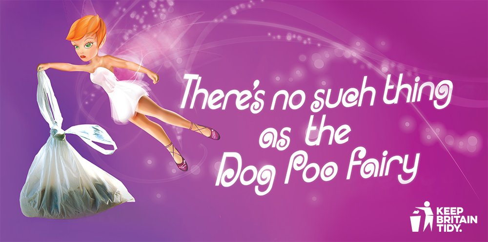 Bag that poo - any litter bin will do! #dogpoofairy #dogfouling https://t.co/mP9VVsChzh
