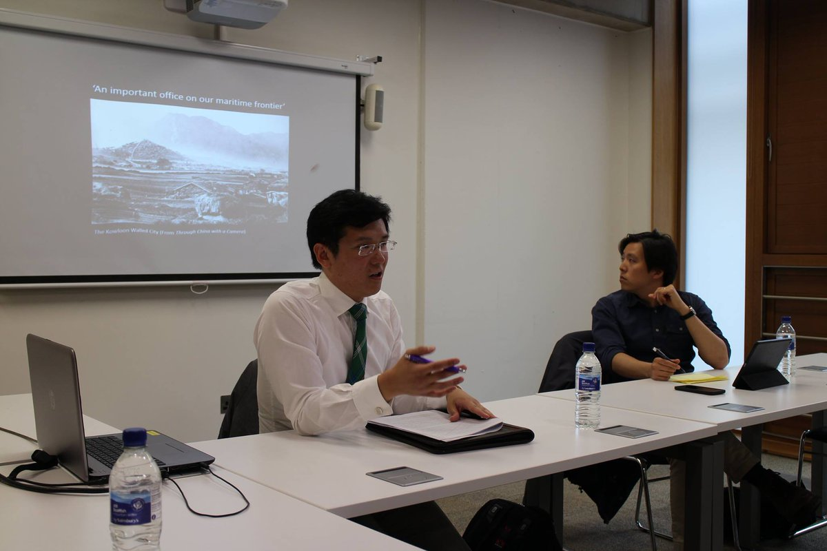 ih east asia seminar on twitter thanks to nathan kwan michael yeo for two great papers to round off a year of seminars well be back in october
