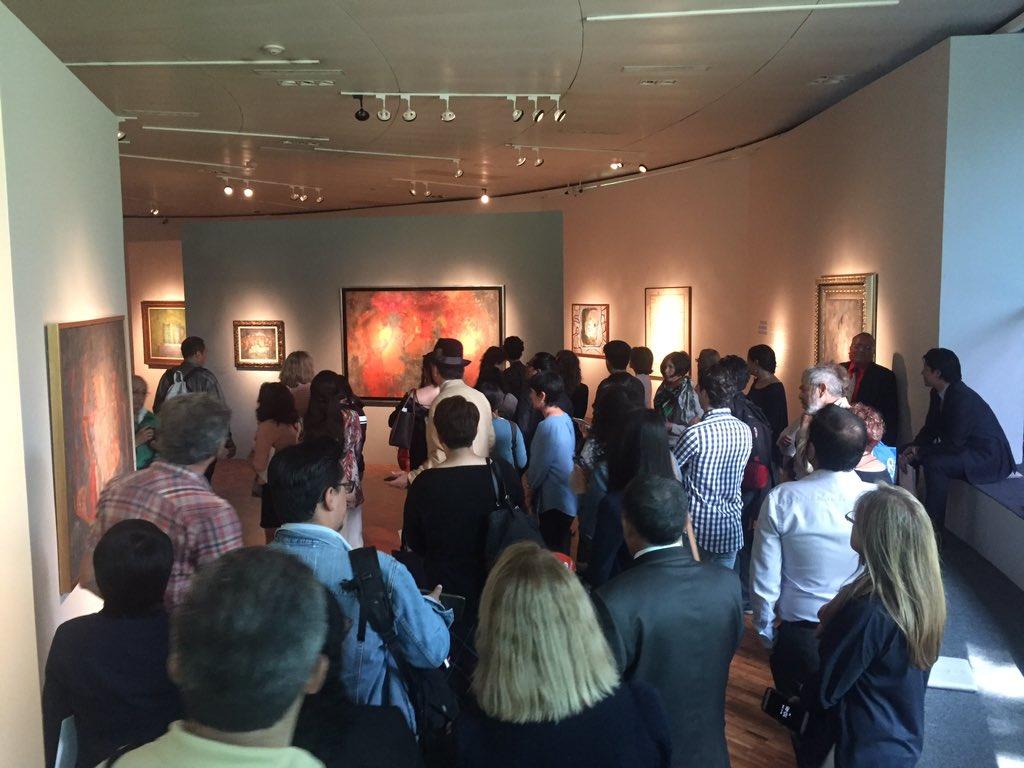 """Museo de ArteModerno on Twitter: """"A 41 años de su última gran exposición en el #MAM y a 26 años de su fallecimiento, el museo presenta """"Rufino Tamayo, ..."""