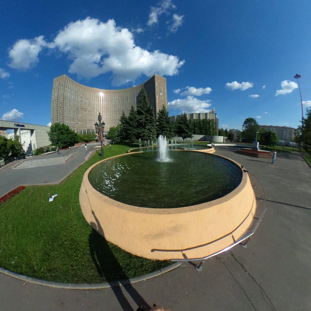 Гостиница космос москва официальный сайт