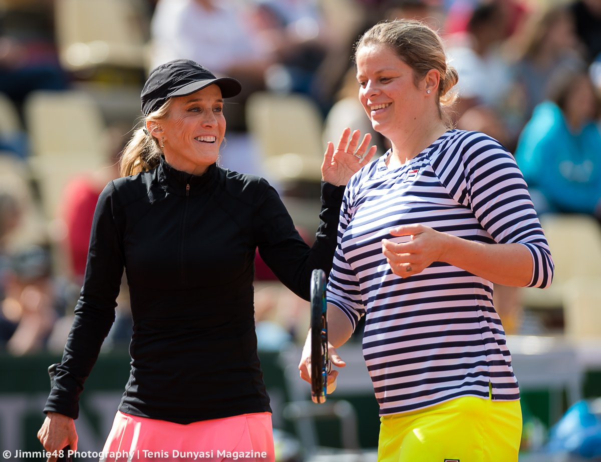"Tracy Austin on Twitter ""Had a blast today with my great partner"