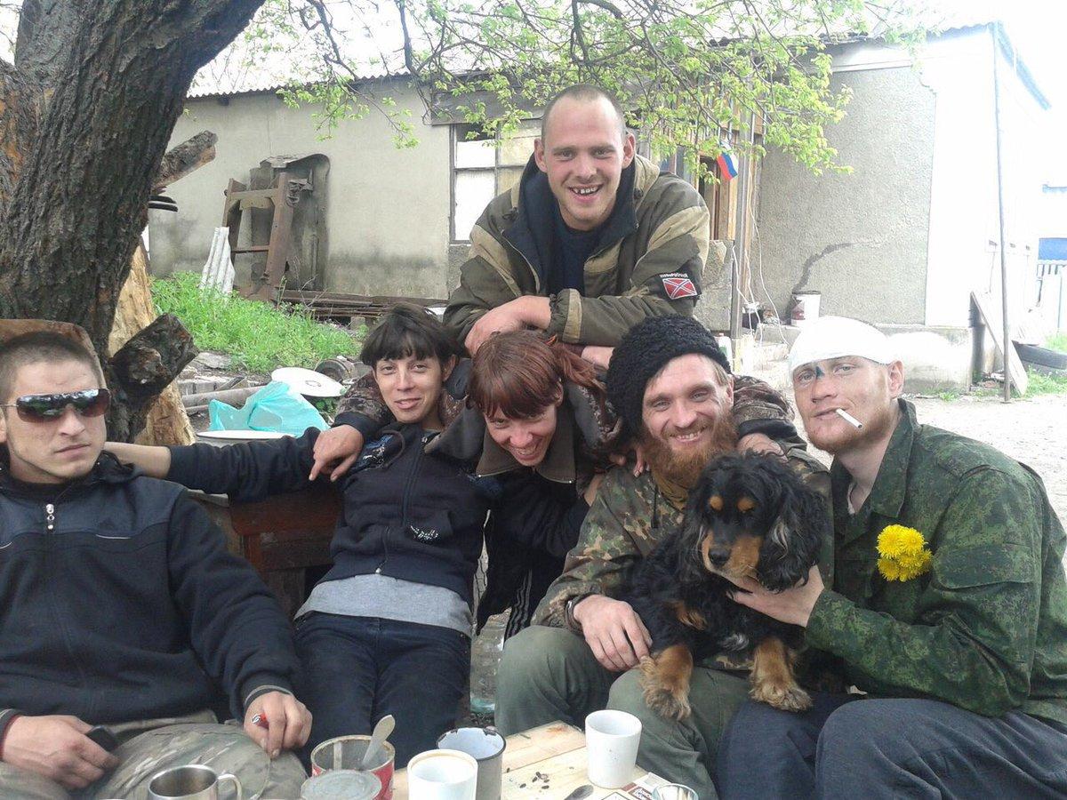 Боевики из минометов обстреляли Сартану, - Аброськин - Цензор.НЕТ 8087