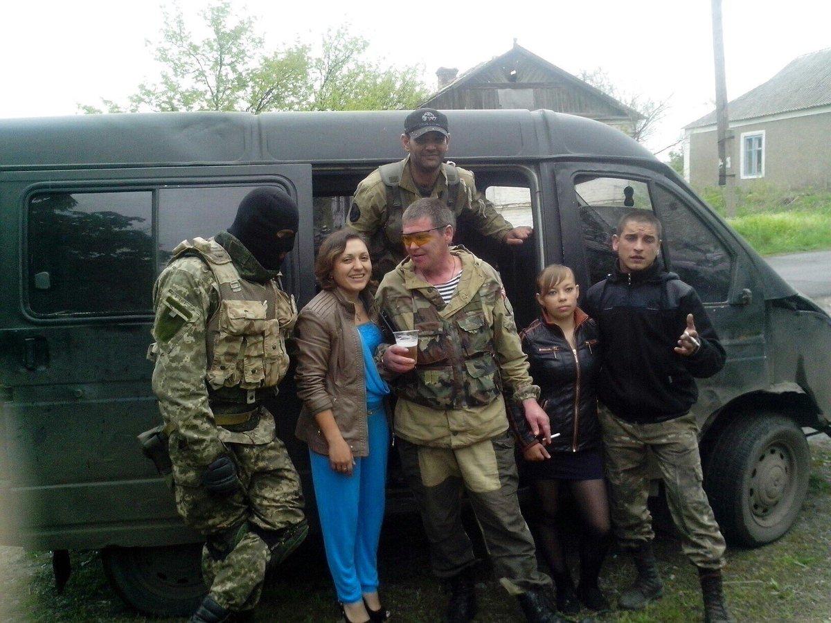 Боевики из минометов обстреляли Сартану, - Аброськин - Цензор.НЕТ 739