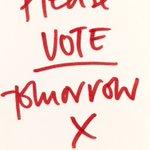 Vote x