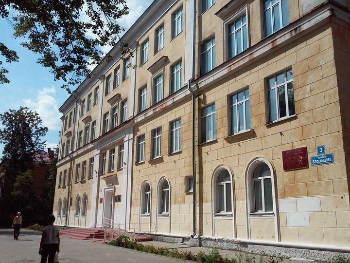 Здание школы в Дубне реконструируют до конца года для размещения в нем лицея