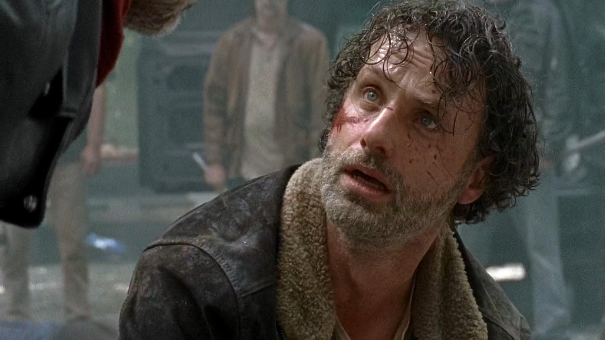 "Rick Grimes | Andrew Lincoln on Twitter: ""#TheWalkingDead ..."