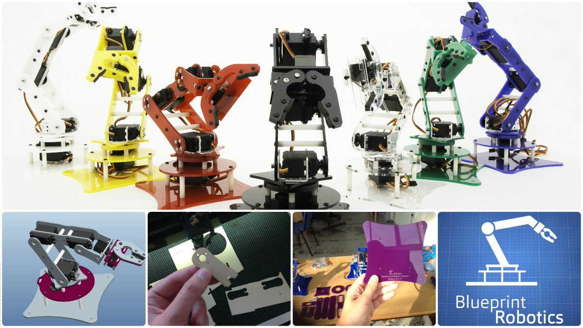 Blueprint robotics blueprintrobots twitter 0 replies 0 retweets 1 like malvernweather Image collections