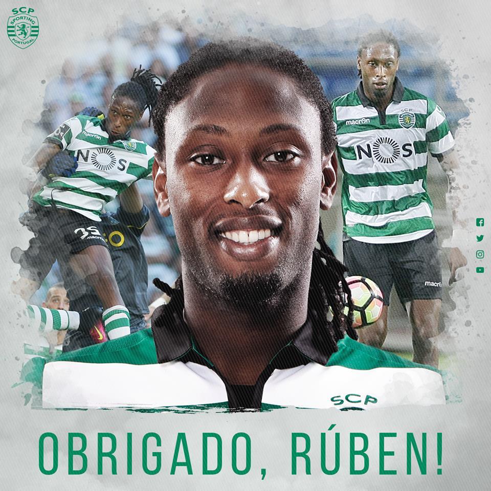 O #SportingCP informa que chegou a acordo com o @VillarrealCF para a transferência definitiva de Rúben Semedo.  https://t.co/KHAj9xur6i
