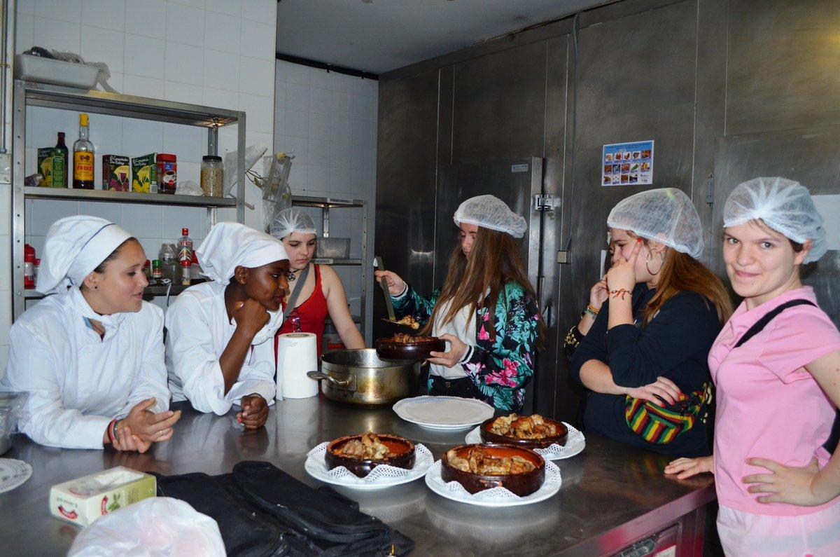 Fp De Cocina | Cifp Ciudad De Leon On Twitter El 25 De Mayo Alumnos De 1º Fp