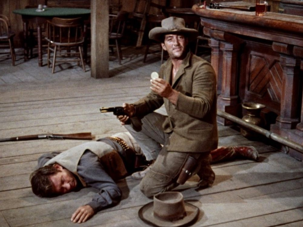 In praise of Dean Martin in Howard Hawks' joyous western Rio Bravo https://t.co/bvCajAaB1F #BornOnThisDay