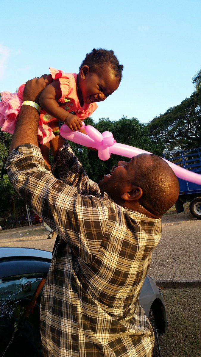 UNICEF Shines The Spotlight on These Caribbean Super Dads 6