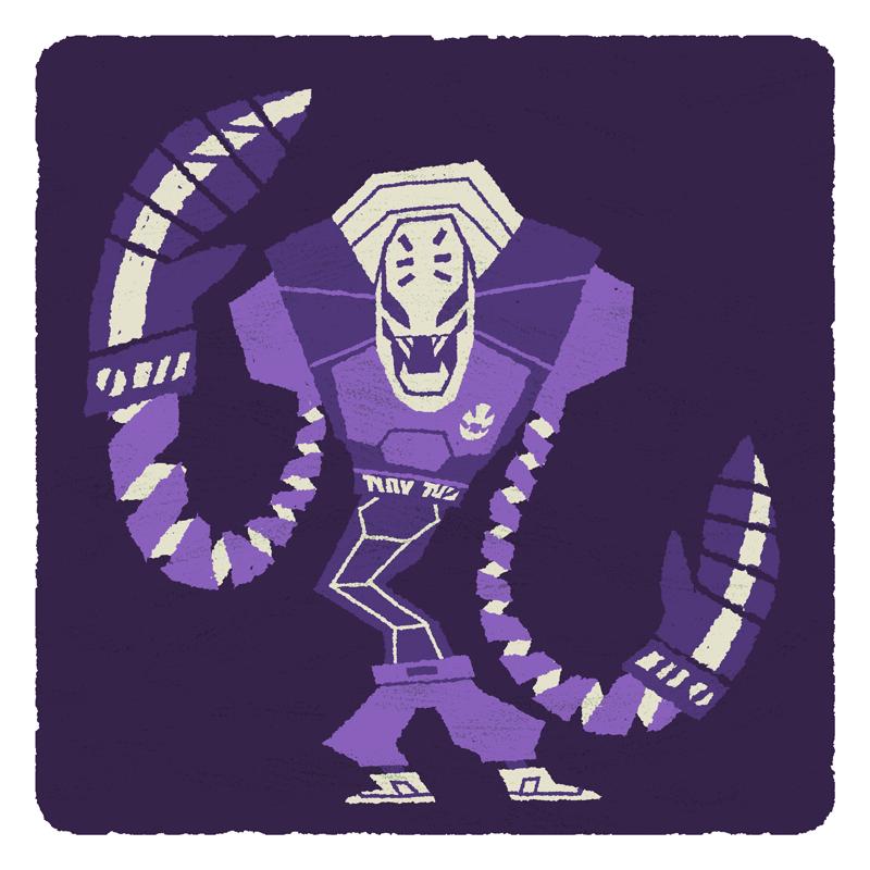 コブラ キッド