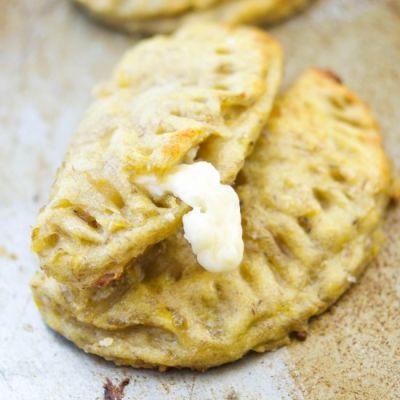 Baked Plantain Empanadas