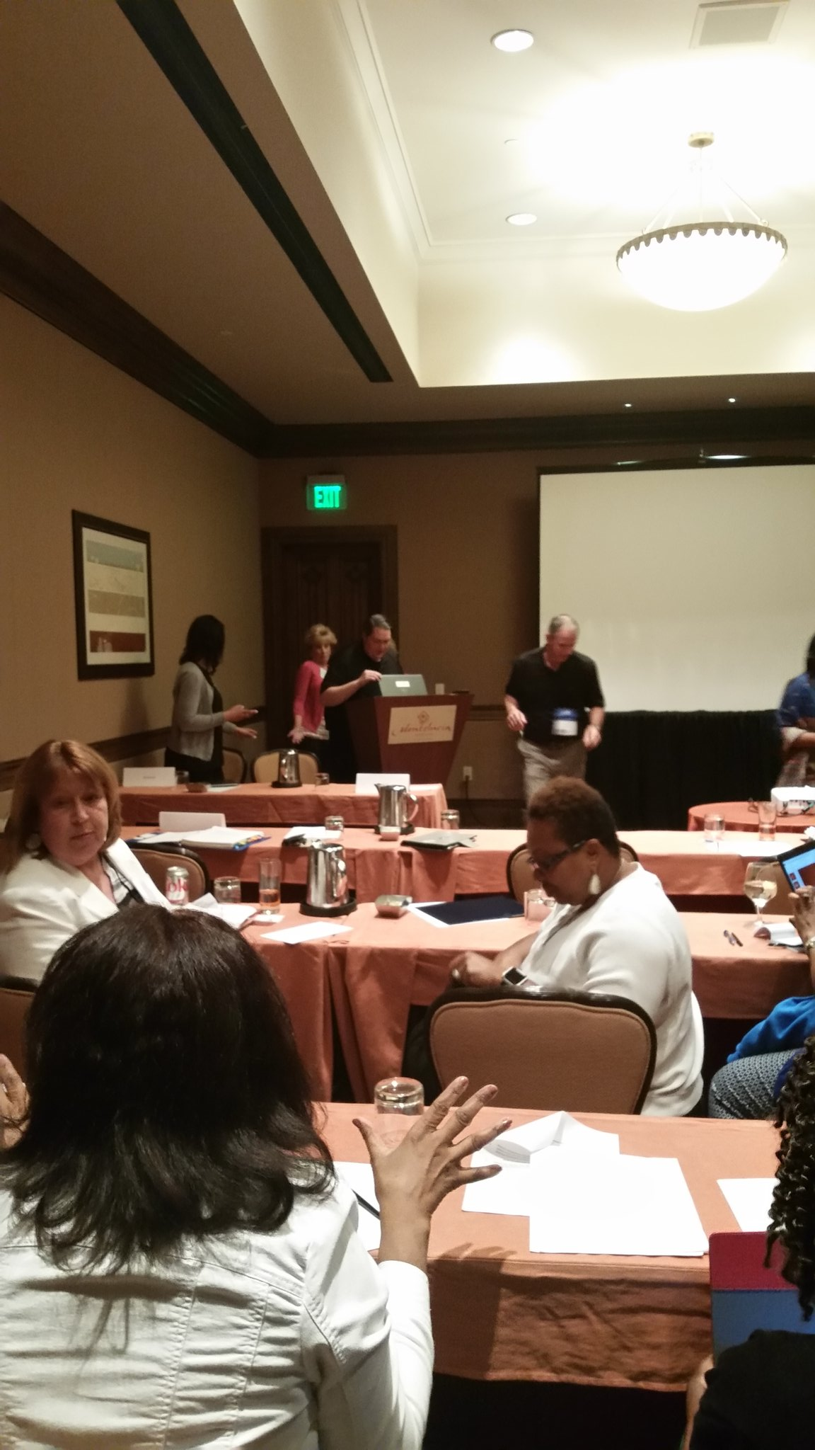 AAAED Sr CAAP program at the 43rd National Conference in Scottsdale https://t.co/bNg5lKMcRY https://t.co/7jYI8h5r9h