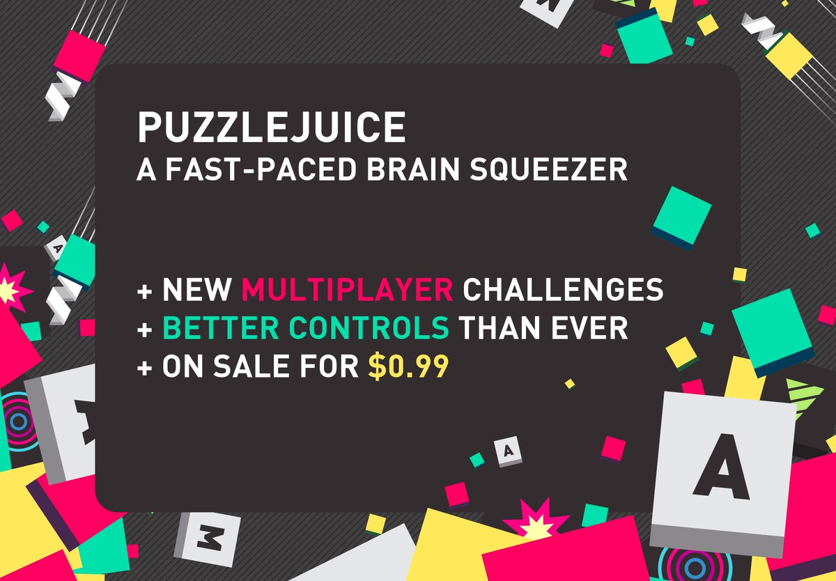 Puzzlejuice on Twitter: