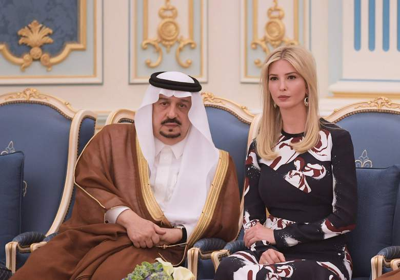 Saudi Arabia gave $100M to Ivanka's 'female entrepreneurs fund' but hasn't given refugee status to a single Syrian. https://t.co/eWs8OiU6GC