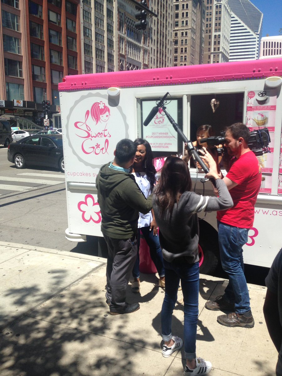 Sweets Girl Chicago Food Truck