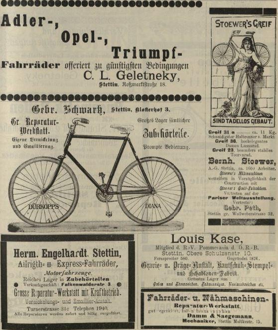 Norddeutsche Radsportzeitung 1900 - 1901 @radfahrerwissen http://www.digitale-bibliothek-mv.de/viewer/toc/PPN889497745/1/…pic.twitter.com/RbM1OKiDE3