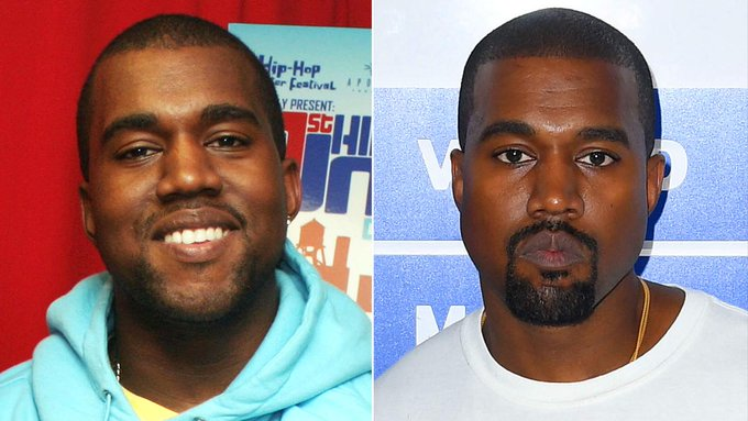 Happy 40th birthday Kanye West!