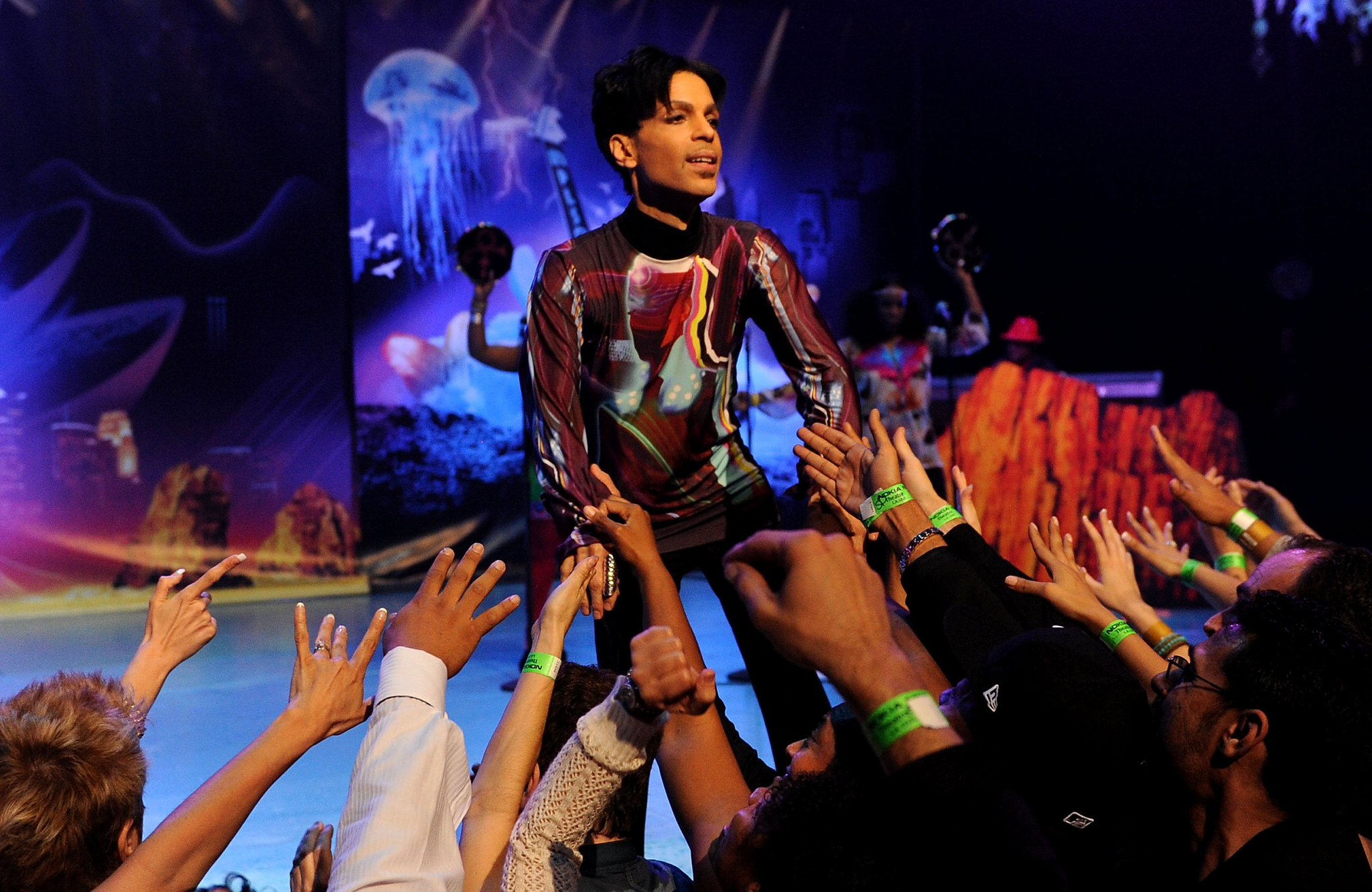 Happy Birthday and Rest in Peace to the LEGENDARY PRINCE!