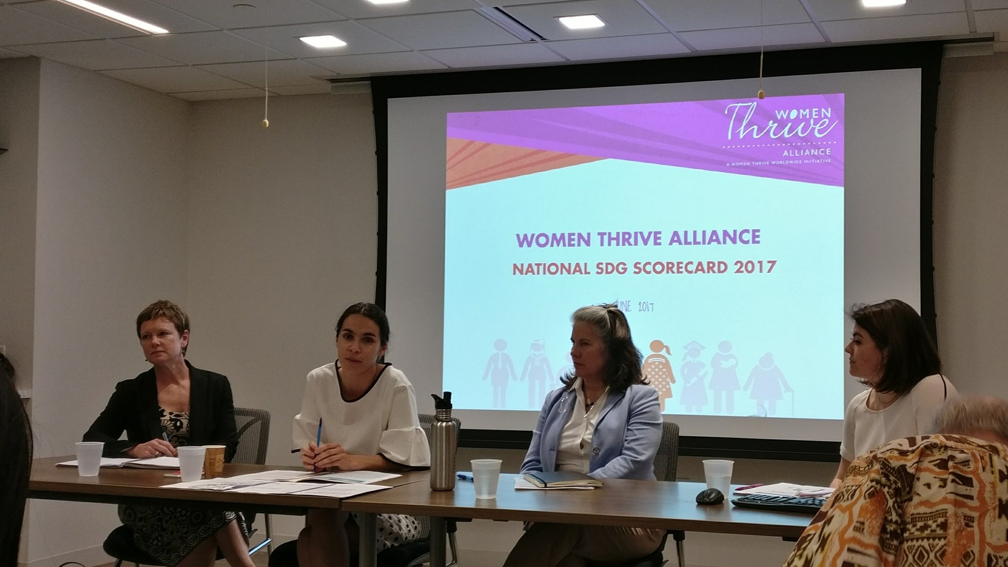 Wonderful to be @WomenThrive & @InterActionOrg event on #WROs & #SDG5 https://t.co/iSrU4HnYt7