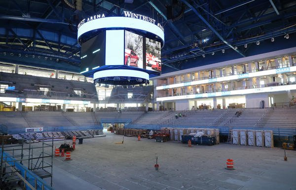 """Exterior: ChicagoSports On Twitter: """"Photos: Tour Of DePaul's New"""