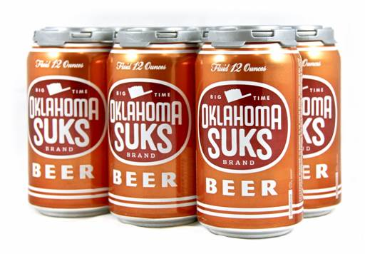 Hey, Bob Stoops - we've got the perfect beer to celebrate your retirement. Can we send you a case? #OUSucks #HookEm https://t.co/1L58C1AnKK