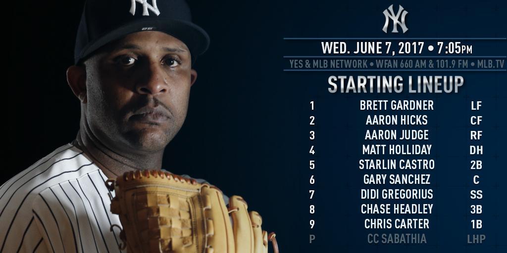 48c20402f51 New York Yankees on Twitter