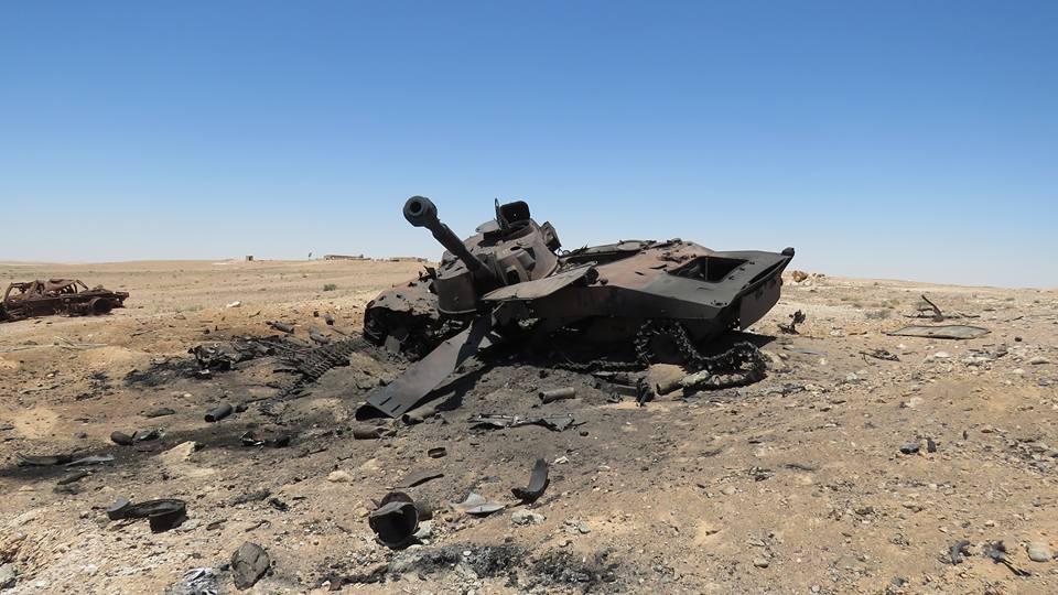 Коалиция США нанесла удар по проправительственным силам в Сирии - Цензор.НЕТ 5898