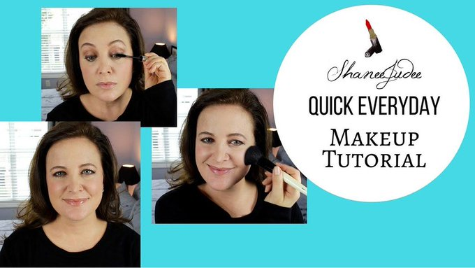 QUICK EVERYDAY MAKEUP TUTORIAL