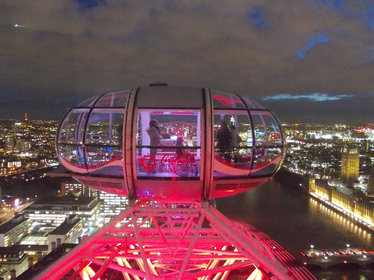 London eye презентация