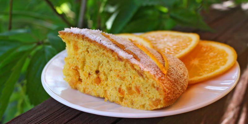 булочки с апельсиновой начинкой рецепт с фото