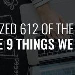 We Analyzed 612 of the Best Ads: Here Are 9 Things We Learned [DATA] -- https://t.co/aLnvcSkiby