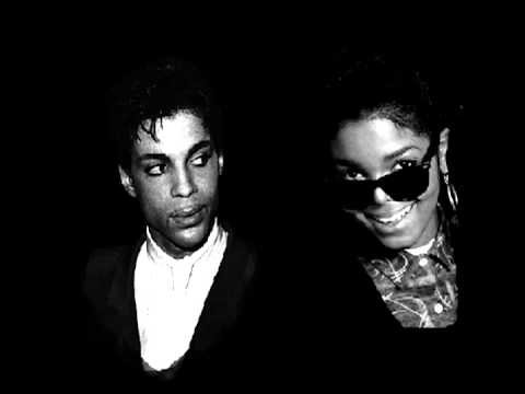 Picture of Prince and Janet Jackson R. I. P. Happy Birthday