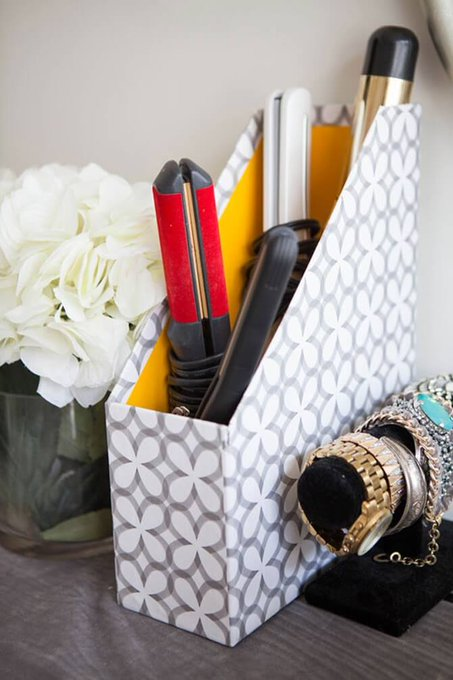 33 DIY Organization Hacks to Save You Some Space