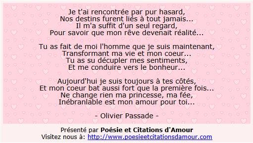 Poésie Et Citations On Twitter Félicitations à Olivier